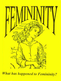 Pamphlet - Femininity