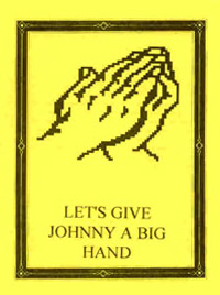 Pamphlet - Let's Give Johnny a Big Hand