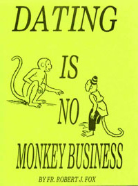 Pamphlet - Dating is no Monkey Business