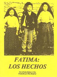 Pamphlet -Fatima: Los Hechos