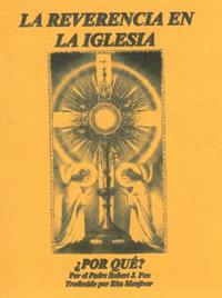Pamphlet - La Reverencia en la Iglesia
