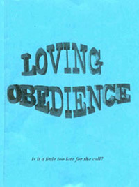 Pamphlet - Loving Obedience