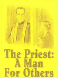 Pamphlet - The Priest - A Man for Others