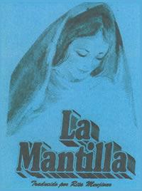 Pamphlet - La mantilla