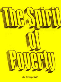 Pamphlet - The Spirit of Poverty