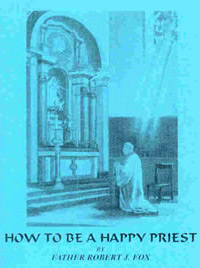 Pamphlet - Happy to be a Priest
