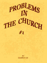Pamphlet - Problems in the Church