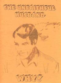 Pamphlet - The Unfaithful Husband